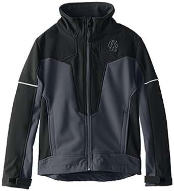 Urban Republic Big Boys' Big Boy 2175 Soft Shell Jacket, Charcoal, 8