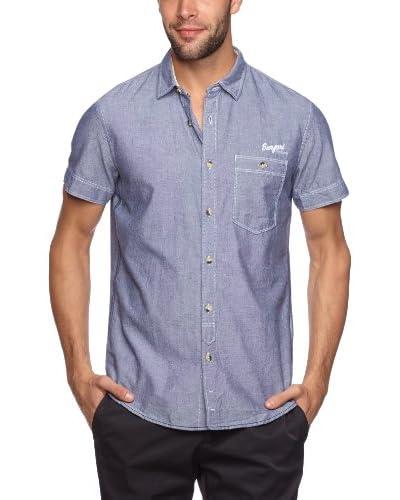 Tom Tailor Camisa Capaccio Azul noche