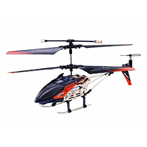 Hammerhead Blade 2.4GHz RC Helicopter 3.5CH w/ Gyro -The Ultimate Compact Hovering Helicopter
