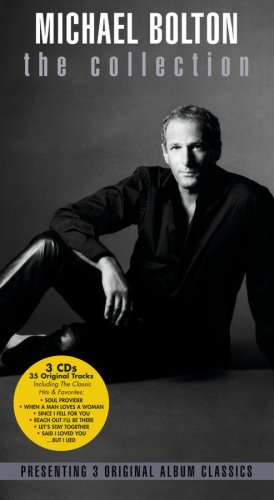 Michael Bolton - Collection: Timeless The Classics / Timeless The Classics Vol 2 / Love Songs - Zortam Music