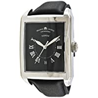 Maurice Lacroix Men's PT6147-SS001-31E Pontos Rectangulaire Watch by Maurice Lacroix