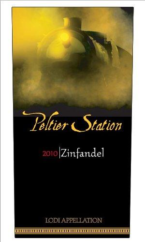 2010 Peltier Station Winery Zinfandel 750 Ml