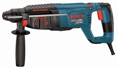 Black Friday Deals Bosch 11255VSR BULLDOG Xtreme 1-Inch SDS-plus D-Handle Rotary Hammer