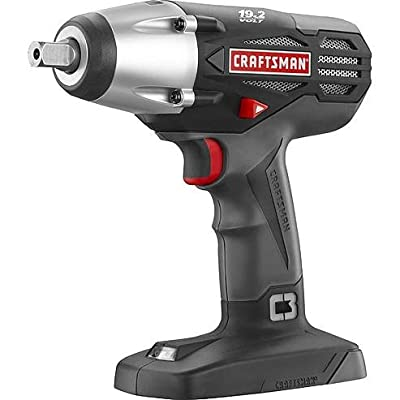 """Craftsman 19.2v C3 1/2"""" Impact Wrench (Bulk Packaged. Battery and Charger Not Included)"""