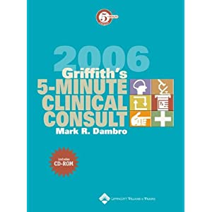 Griffith's 5-Minute Clinical Consult PDF by Mark Dambro