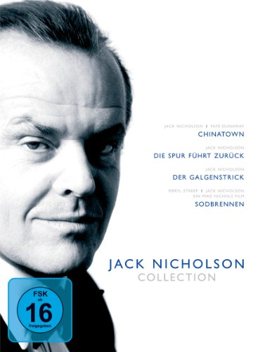 Jack Nicholson Collection [4 DVDs]