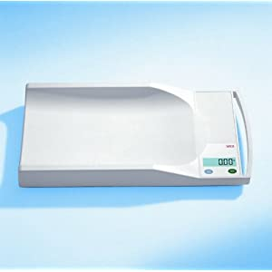 Electronic Baby Scale with Handle (Weighs up to 44 lbs)