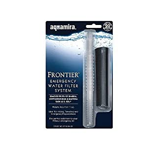 McNett (Water Treatment) - Aquamira Frontier Filter Standard