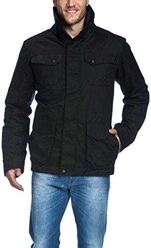 Tatonka Herren Jacke Ferron Jacket, Black, S, M372