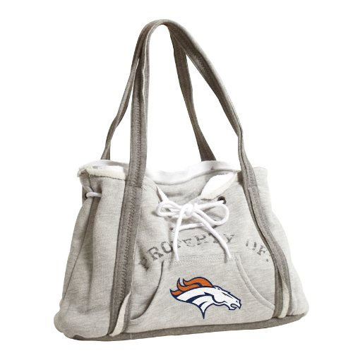 NFL Denver Broncos Hoodie Purse at Amazon.com