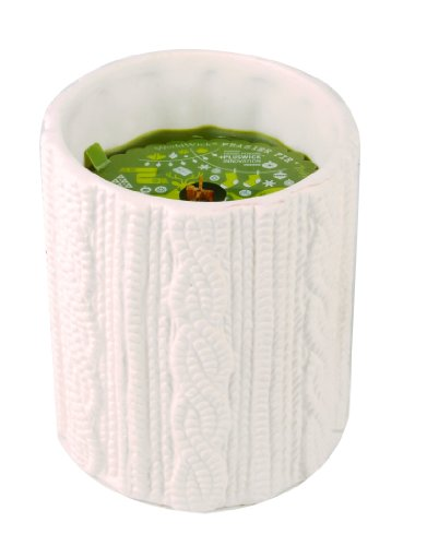 WoodWick Medium Knit Frasier Fire Candle