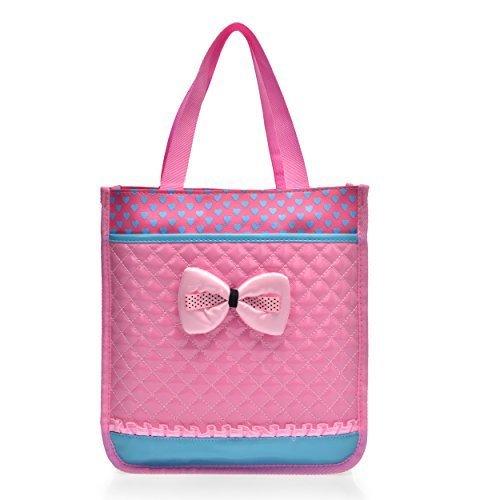 mlife-ninos-mochila-escolar-bolsas-para-los-estudiantes-primarios-ninas-lazo-de-charol-bolsa