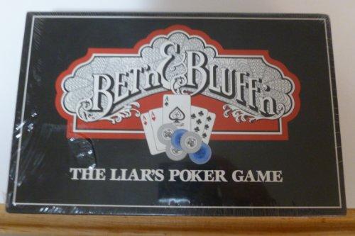 Bet'n & Bluff'n Liar's Poker Game - 1
