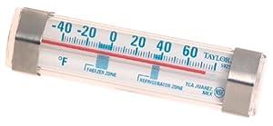 Taylor Classic Design Freezer/Refrigerator Utility Thermometer