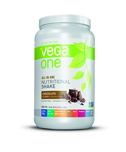 Vega One All-in-One Nutritional Shake, Chocolate, 30.9
