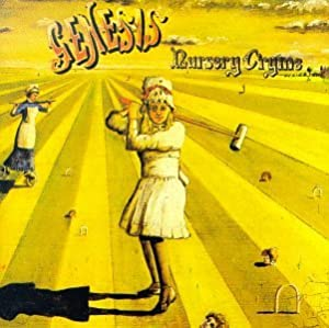 "Cover of ""Nursery Cryme"""