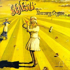 Nursery Cryme artwork