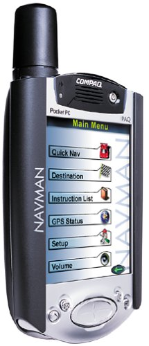 Navman GPS 3450 for iPAQ H5400 H3600 H3700  H3800 series pocket PCsB00009KP3L