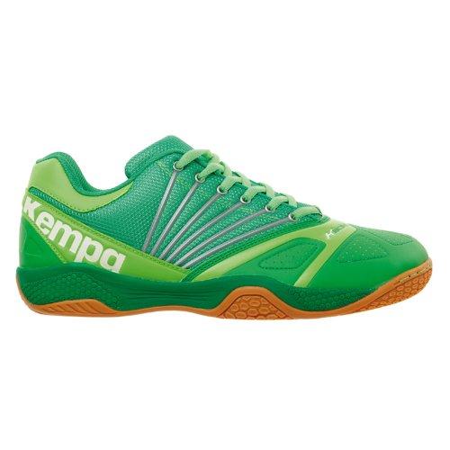 Kempa - Scarpe da basket 2008479 Uomo, Verde (Grün (grün/grasgrün/fluo grün 02)), 45