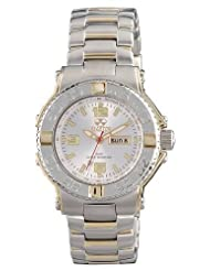 Reactor Ladies Critical Mass Mid - Silver-Tone Dial - Stainless w/ Gold-Tone
