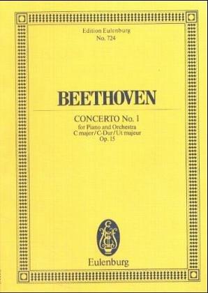 Piano Concerto No. 1, Op. 15: in C Major (Edition Eulenburg)