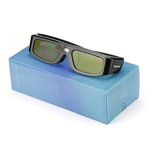 Sainsonic Zodiac Serie 904 Wiederaufladbare 3DShutterbrille Für Epson Acer NEC BenQ eMachines LG Optoma Vivitek 3DReady DLP Projektoren (4 Stücke)    Kritiken und weitere Informationen