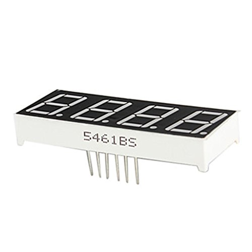 Next 0.56 Inch 4 Digit Led Dynamic Display Anode (Red) Ard0603