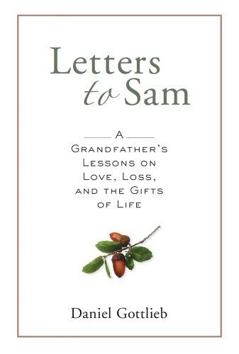 Letters to Sam, DANIEL GOTTLIEB