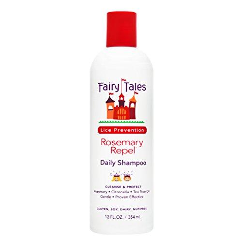 Fairy Tales Repel Shampoo, Rosemary, 12 Fluid Ounce (Fairy Tales Rosemary Spray compare prices)