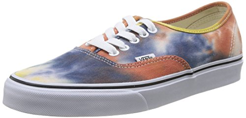 Vans Authentic - (Tie Die) Navy/ Burnt Orange