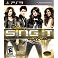 Disney Sing It Party Hits Bundle Pack With 2 Singstar USB Mics Microphones (PS3)