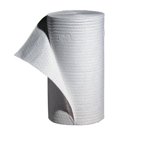 new-pig-mat461-polypropylene-oil-only-absorbent-mat-roll-425-gallon-absorbency-200-length-x-30-width