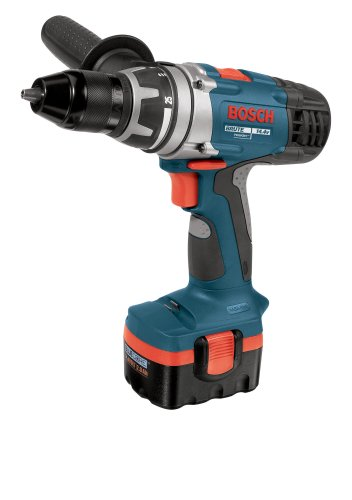 Bosch 35614 14.4-Volt 1/2-Inch Brute Tough Drill/Driver Kit