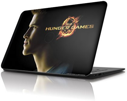 Skinit The Hunger Games -Gale Hawthorne Vinyl Laptop Skin for Dell XPS 13 Ultrabook