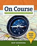 img - for On Course, Study Skills Plus & 1st (first) edition book / textbook / text book