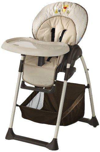 Disney Baby Winnie the Pooh Sit 'n' Relax Highchair (Brown)