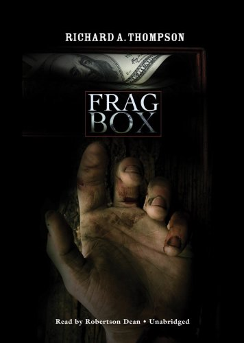 Frag Box (A Herman Jackson Mystery)(Library Edition) (Poisoned Pen Press Mysteries)