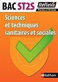 Sciences et techniques sanitaires et sociales - 1re et Terminale ST2S