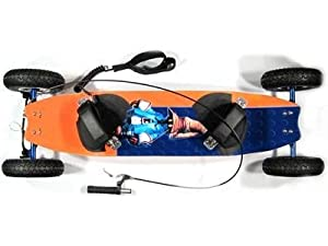 Mountainboard Pro 9.45x39' - Mountain Skateboard - MTB