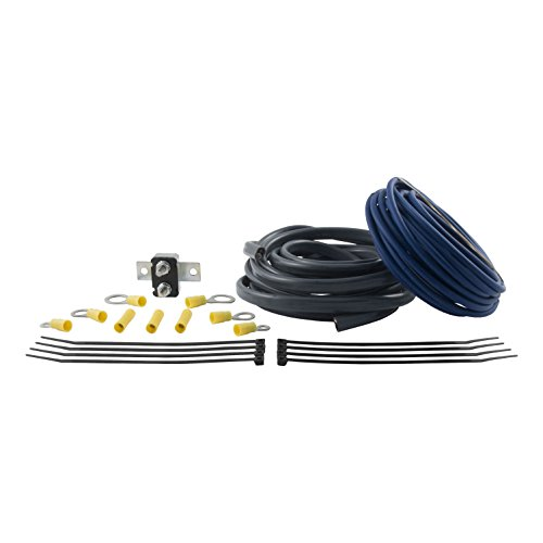 Curt Manufacturing 51500 Brake Control Wiring Kit