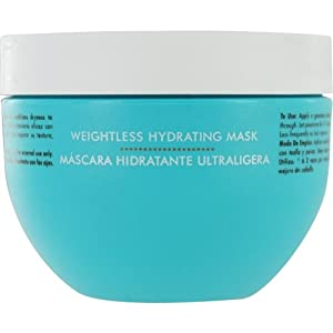 Moroccanoil Weightless Hydrating Mask, 8.5 Ounce