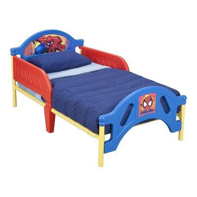 Delta Enterprise Spiderman Toddler Bed