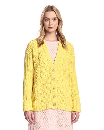 See by Chloé Women's Cableknit Cardigan