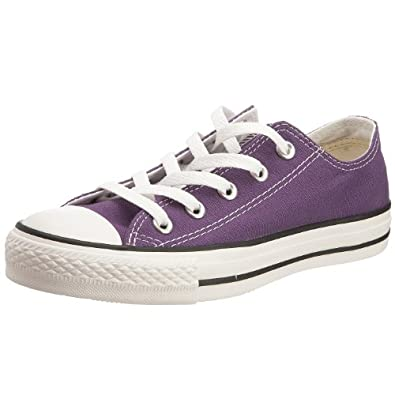 Chaussures All Star Ox Converse - Violet Lakers