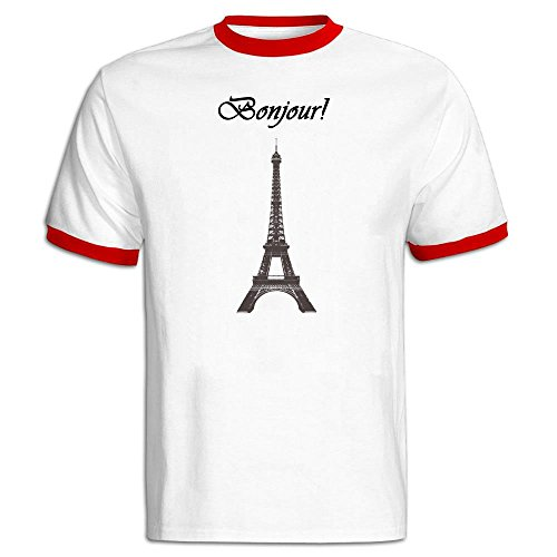stromfell-eiffel-tower2-mens-t-shirt-xl-red