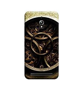 Ebby Premium Printed Back Case Cover With Full protection For Asus Zenfone Go (Designer Case)