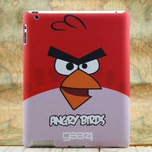 Angry Birds Series Hard Back Case for Ipad 2