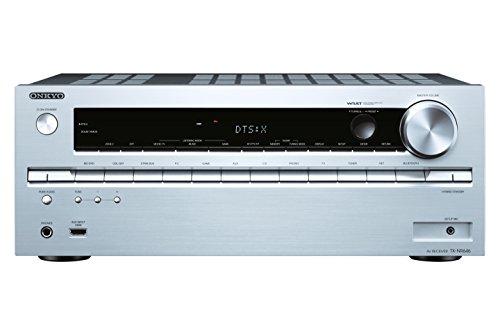 Onkyo TX-NR646 (S) 7,2-Kanal Netzwerk-AV-Receiver