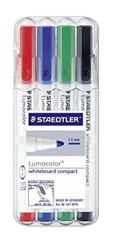 staedtler-lumocolor-341-etui-chevalet-box-4-marqueurs-compacts-effacables-a-sec-pointe-ogive-1-a-2-m