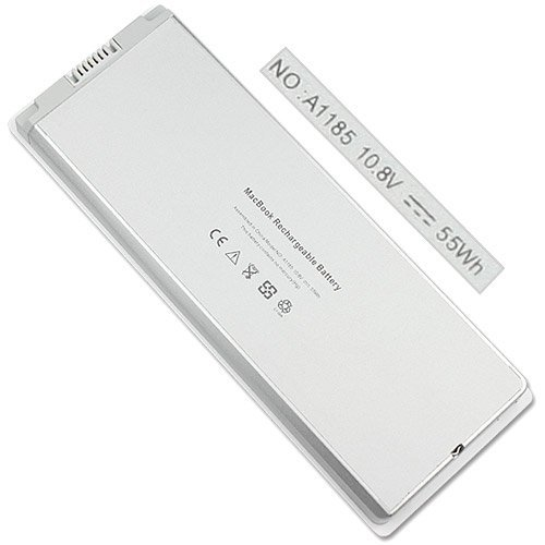 Best Price! 55WH battery for Apple MacBook 13 A1185 MA561FE/A MA561LL/A